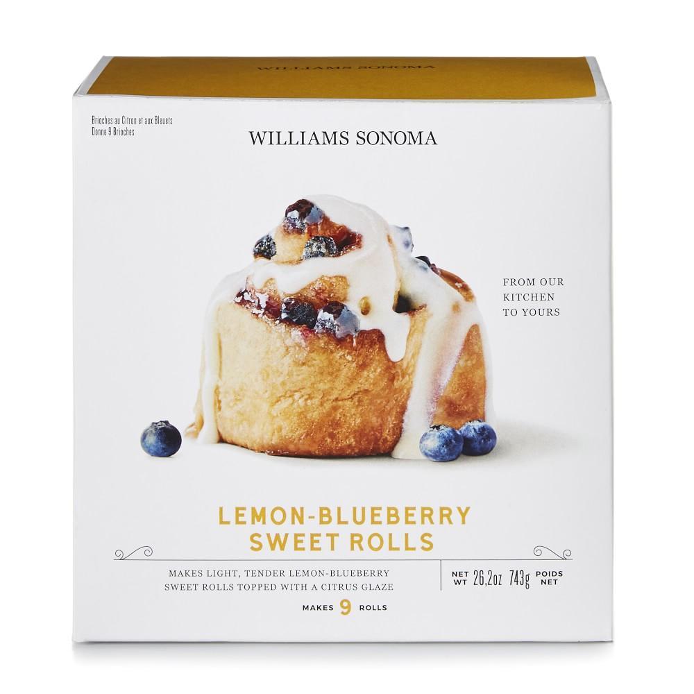 Lemon Blueberry Sweet Roll Mix