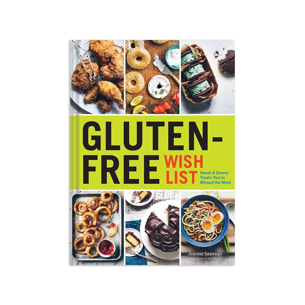 Gluten Free Wishlist Cookbook