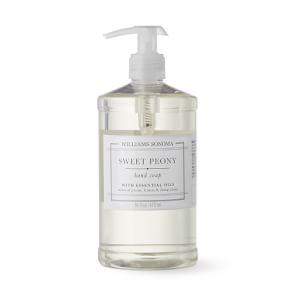 Williams Sonoma Sweet Peony Hand Soap