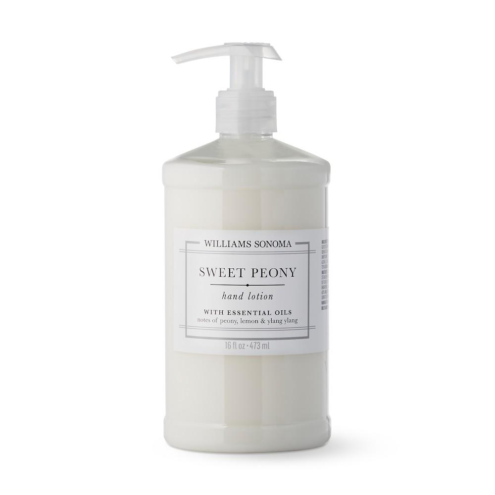 Williams Sonoma Sweet Peony Hand Lotion
