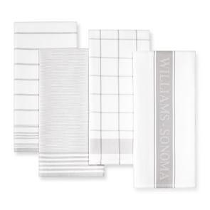 Williams Sonoma Multi-Pack Towels, Drizzle