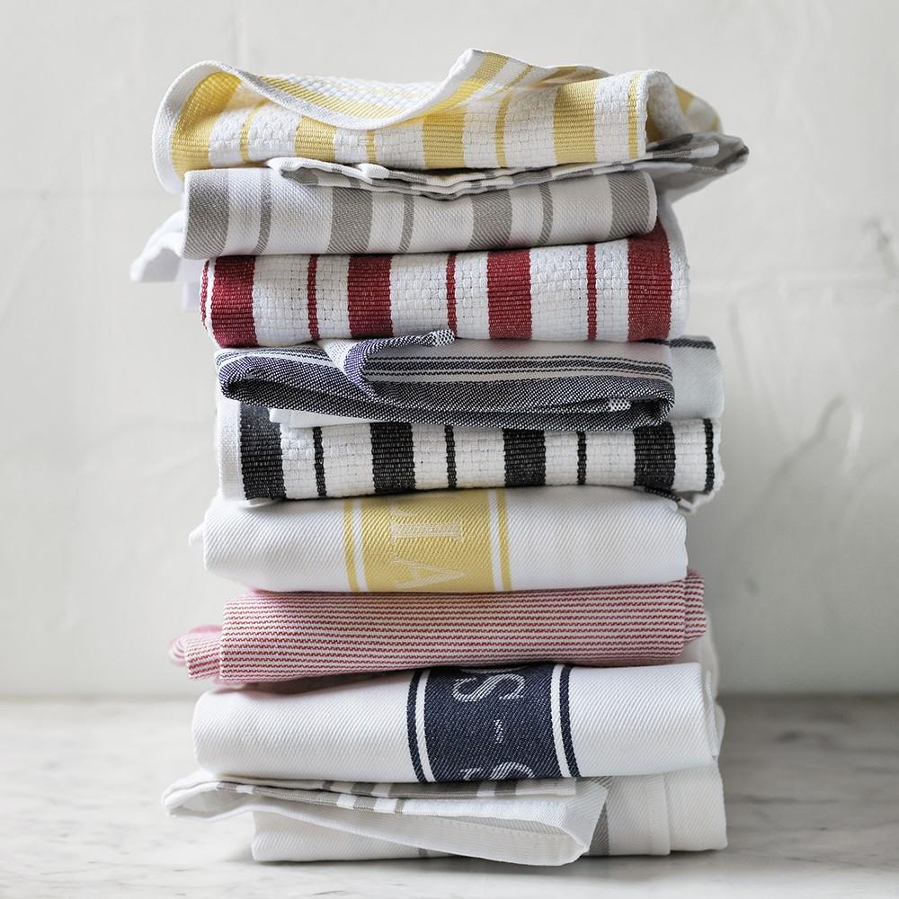 Williams Sonoma Multi-Pack Towels, Navy