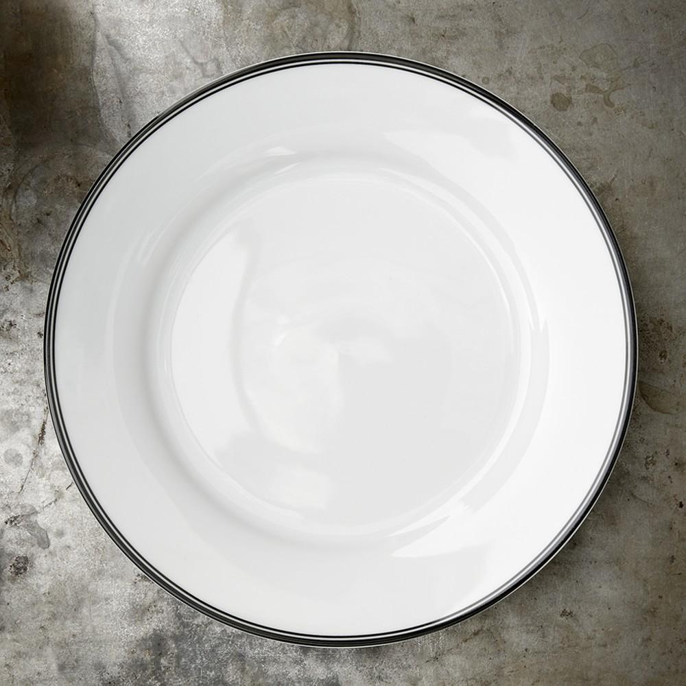 Williams Sonoma Open Kitchen Bistro Dinner Plate