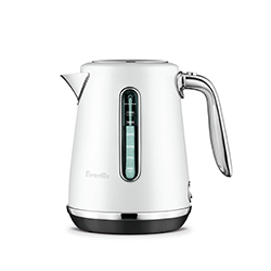 Breville Soft Top Luxe Kettle, Sea Salt