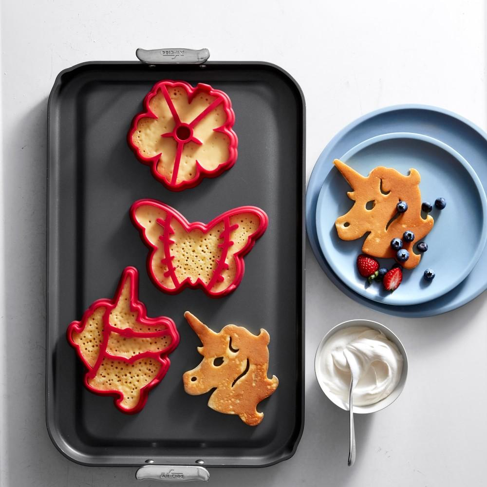 Enchanted Pancake Mould, Set of 3