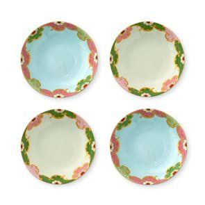 Famille Rose Mixed Dip Bowls