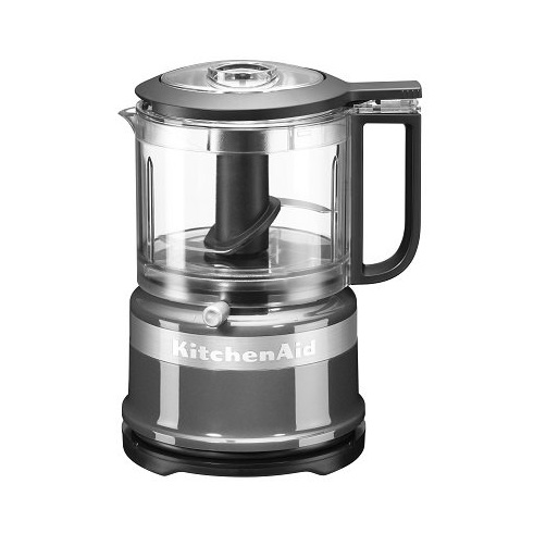 KitchenAid® Mini Food Processor, Silver