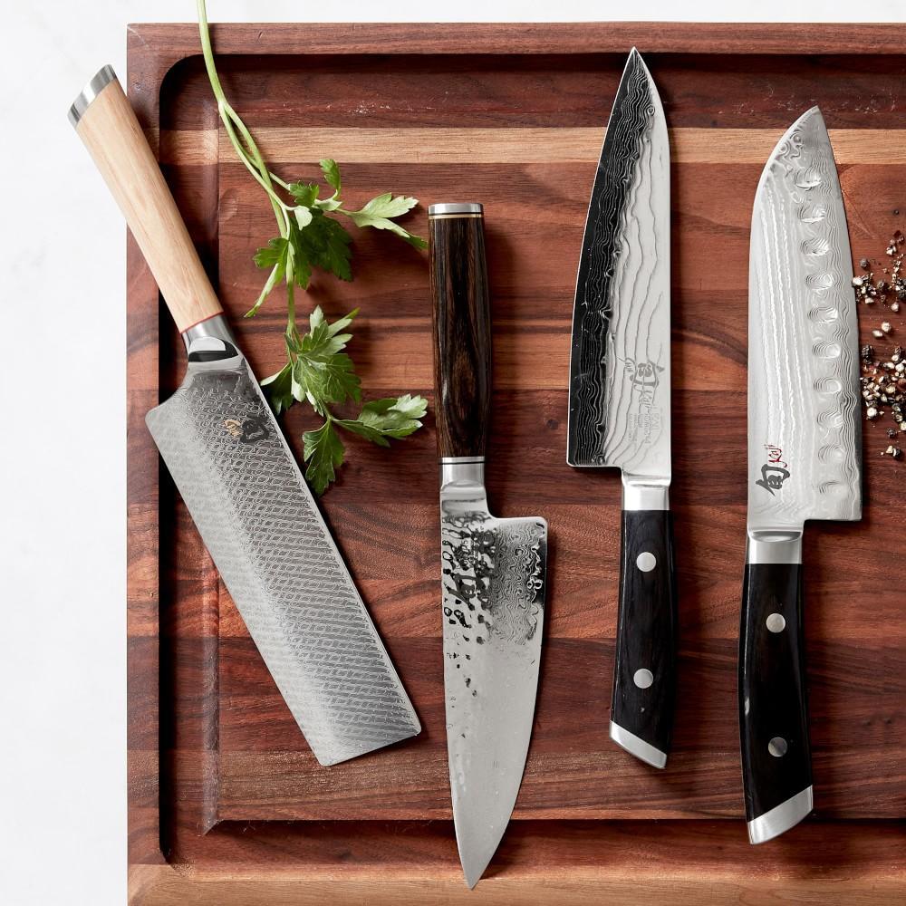 Shun Hikari 17 cm Nakiri Knife