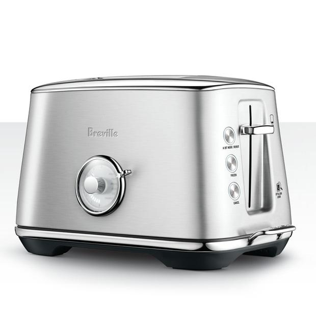 Breville Toast Select Luxe Toaster, Silver