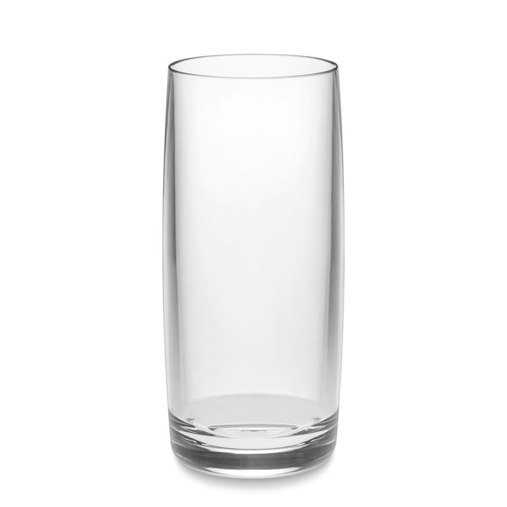 DuraClear® Tritan Highball Glasses