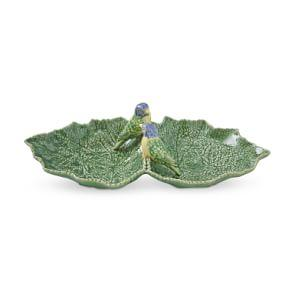 AERIN Figural Leaf Serve Bowl