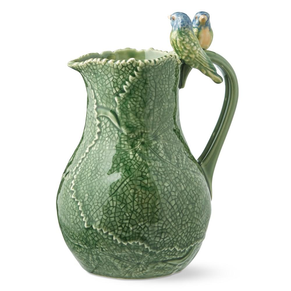 AERIN Figural Leaf Pitcher