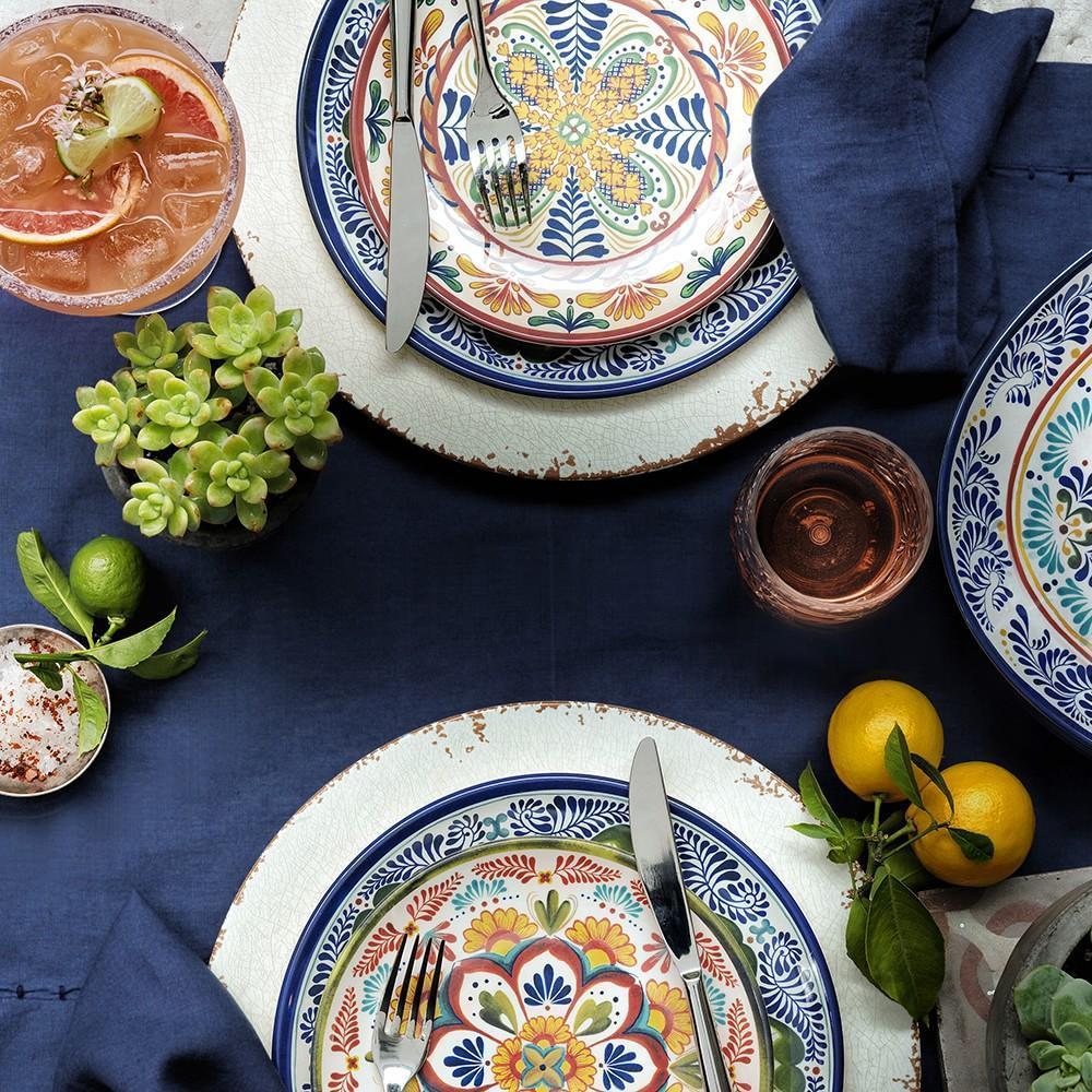 Veracruz Melamine Platter