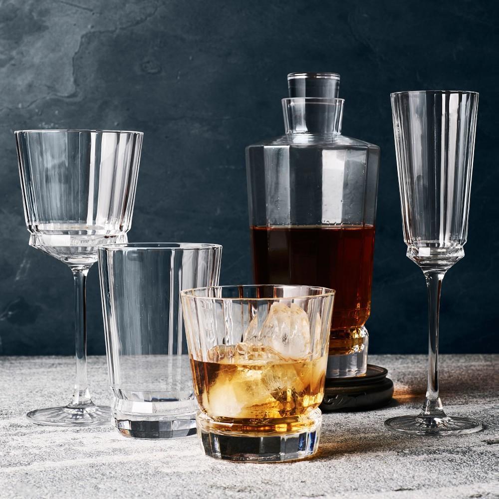 Cristal D'Arques Macassar Wine Glass