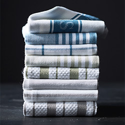 Tea Towels & Dishcloths