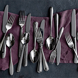 Cutlery Place Settings