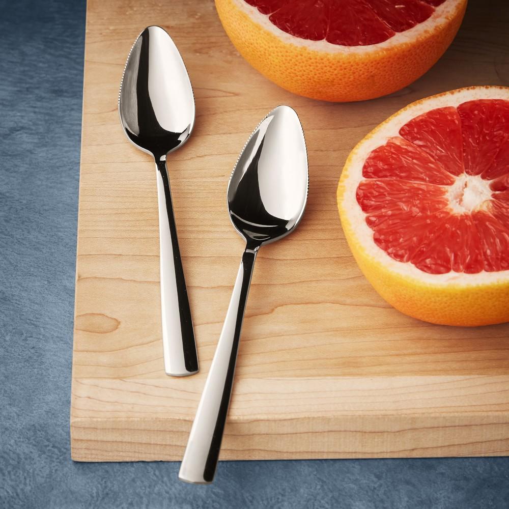 Williams Sonoma Grapefruit Spoons, Set of 2