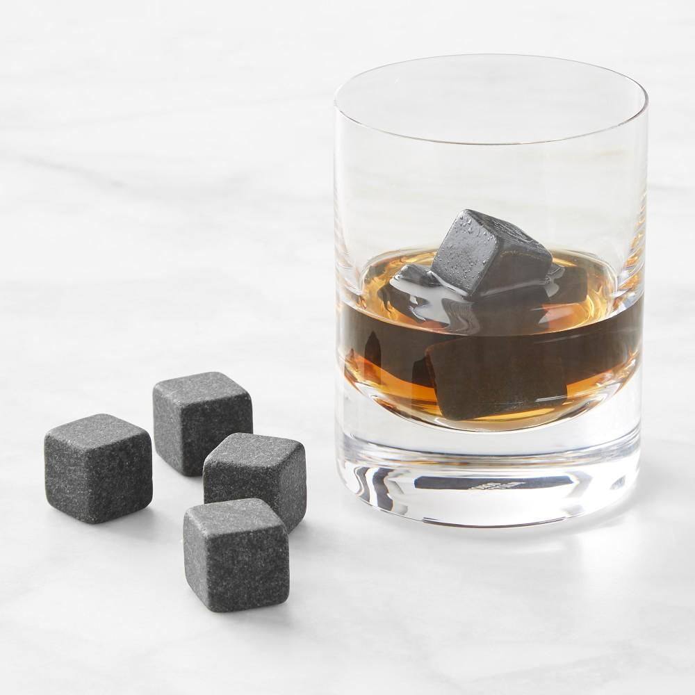 Williams Sonoma Whiskey Stones, Set of 8