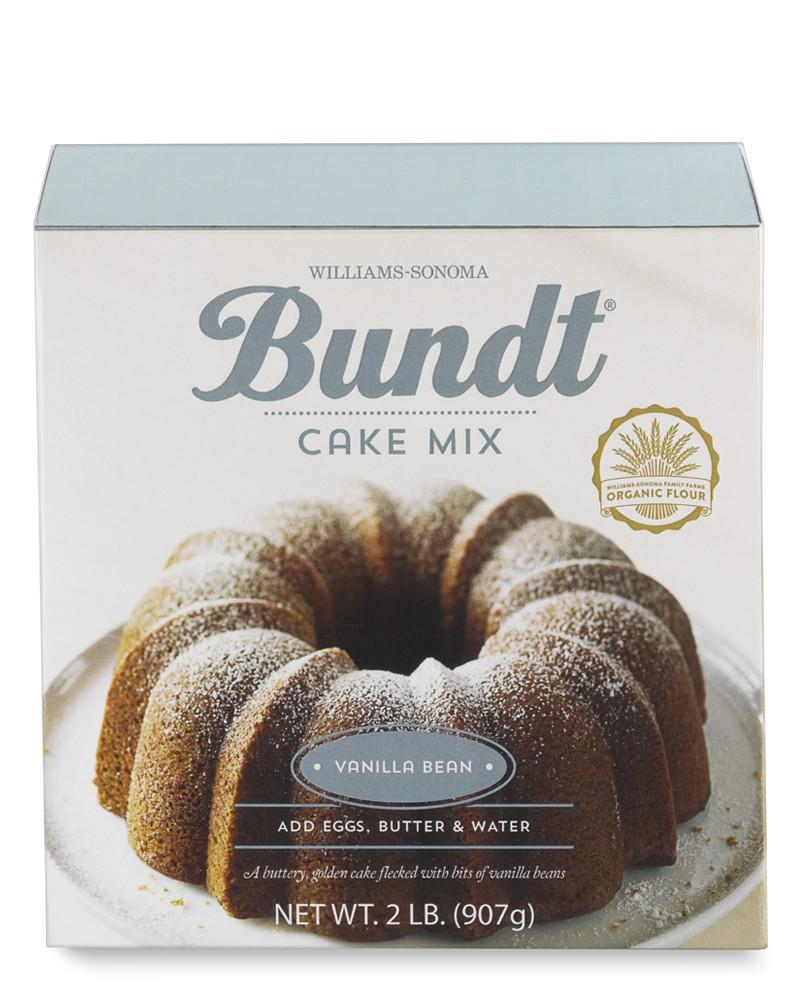 Williams Sonoma Bundt® Cake Mix