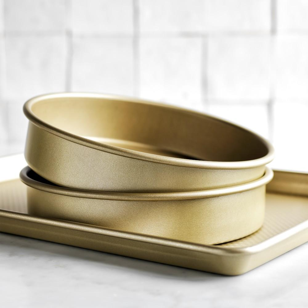 Williams Sonoma Goldtouch Nonstick Round Cake Pans