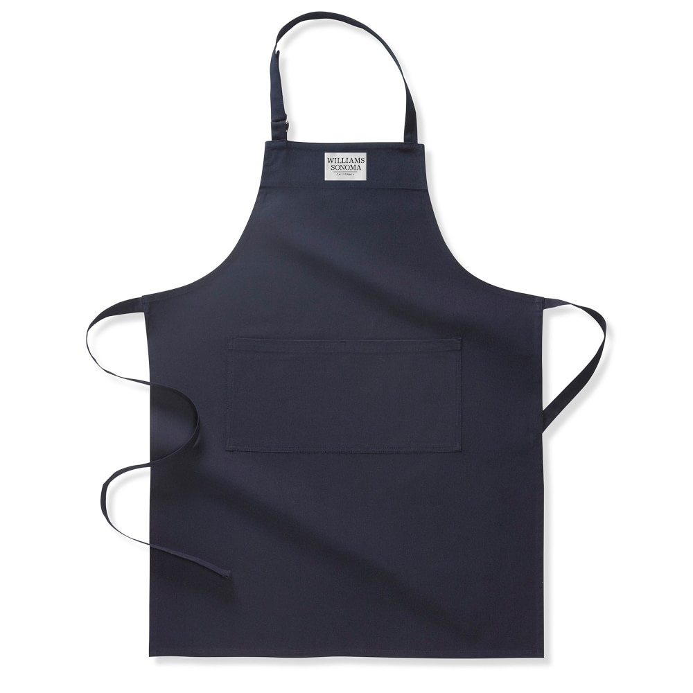 Williams Sonoma Classic Apron, Navy Blue