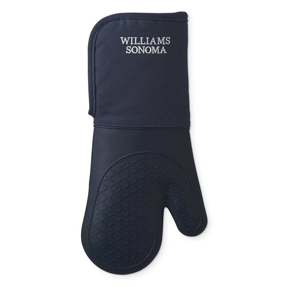 Williams Sonoma Ultimate Oven Mitt, Navy