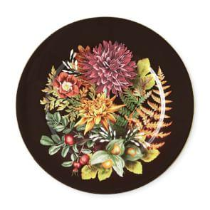 Harvest Bloom Dinner Plate