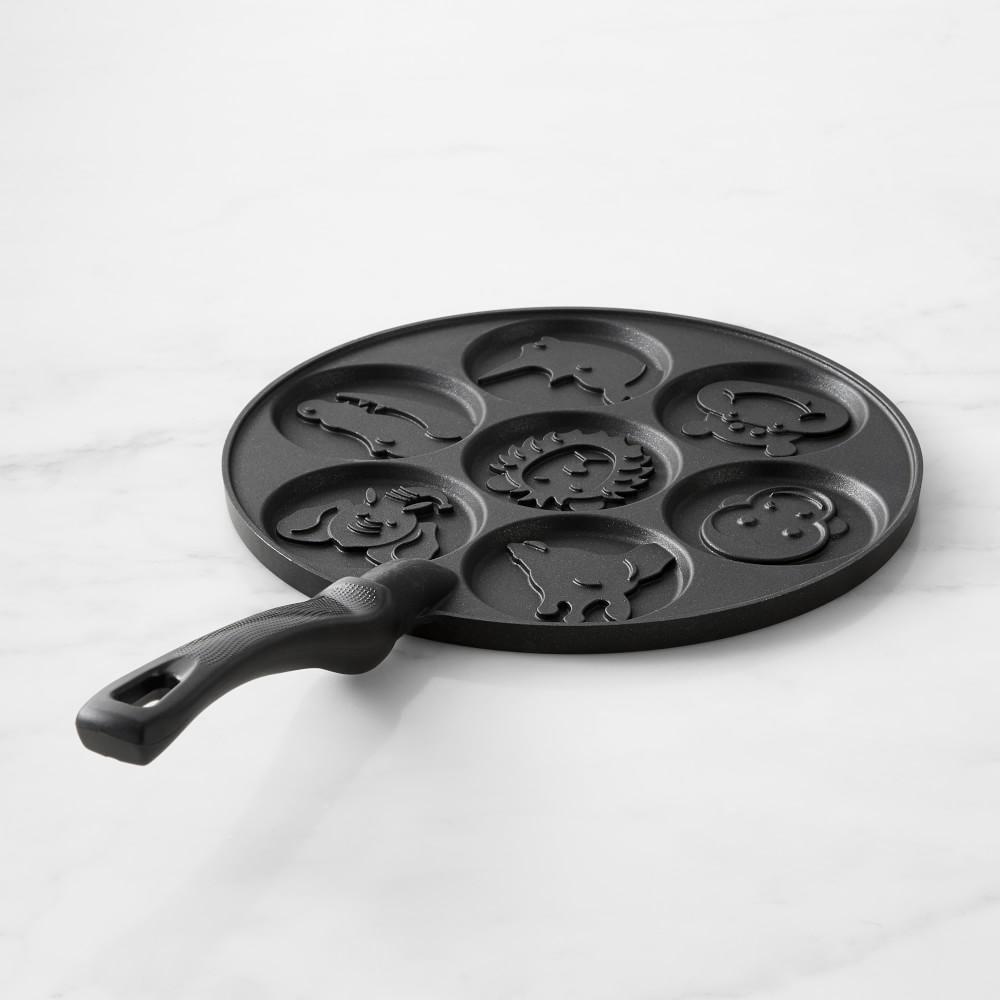Nordic Ware Non-Stick Pancake Pan, Zoo Animals