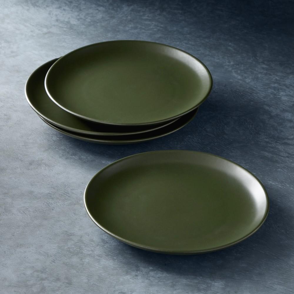 Williams Sonoma Open Kitchen Matte Coupe Salad Plates