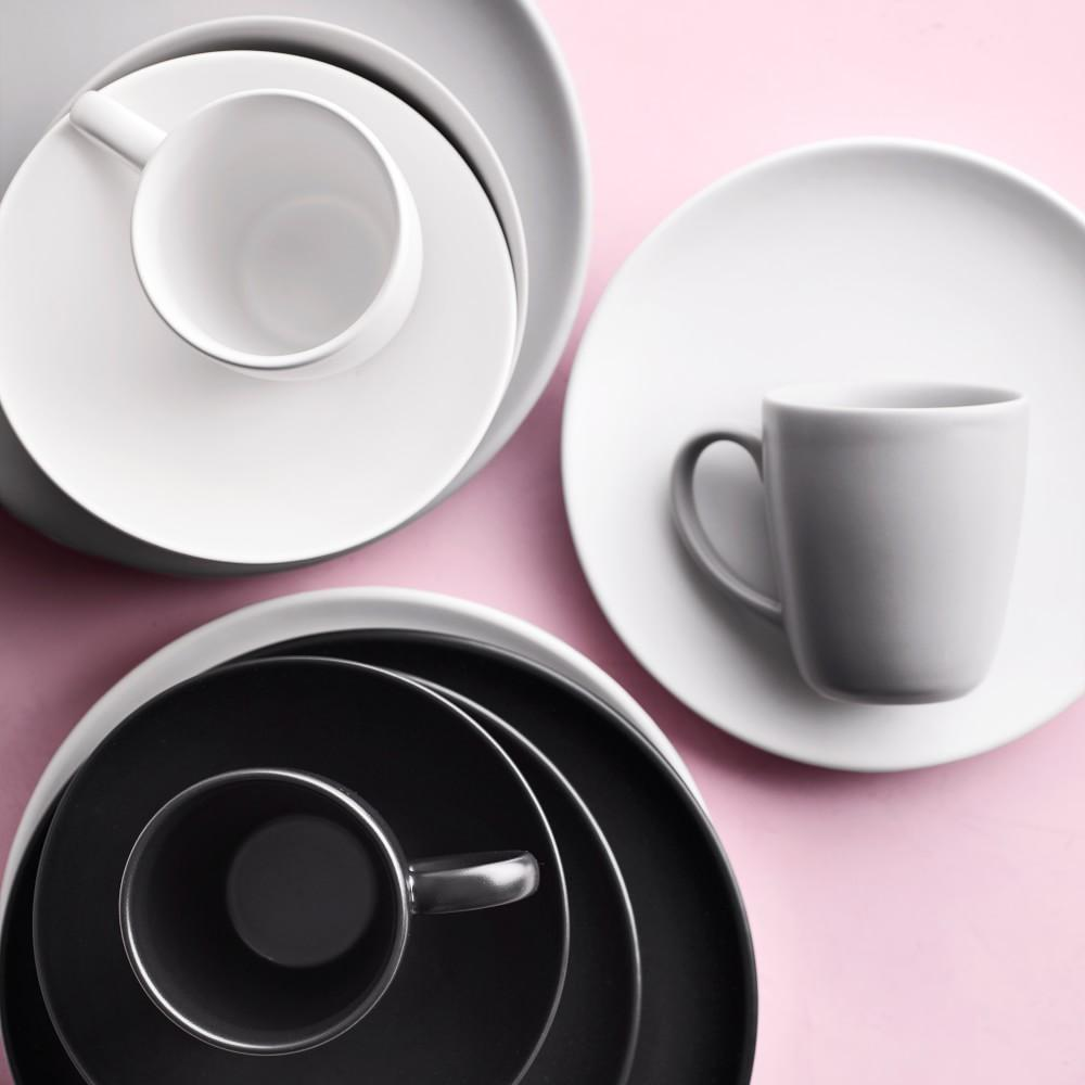 Open Kitchen by Williams Sonoma Matte Coupe Salad Plates