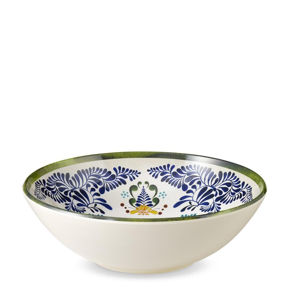Veracruz Melamine Serve Bowl