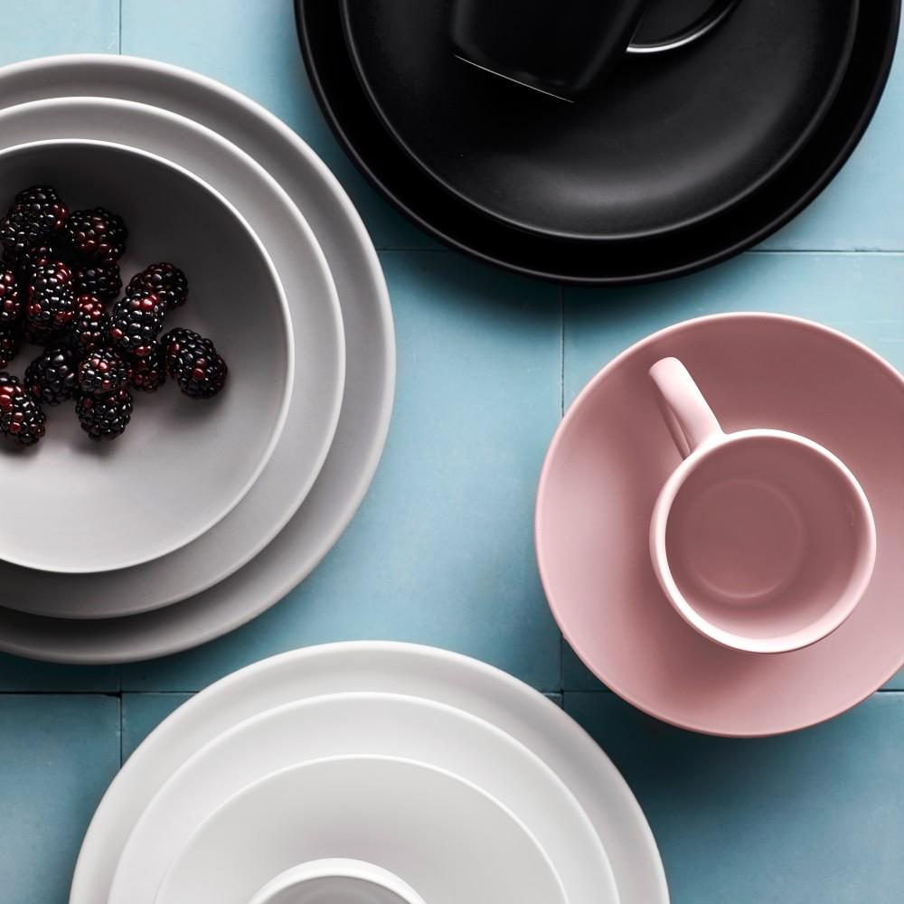 Open Kitchen by Williams Sonoma Matte Coupe Dinner Plate