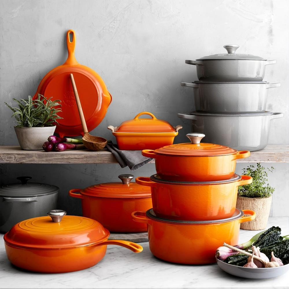 Le Creuset Signature Cast Iron Round Dutch Oven