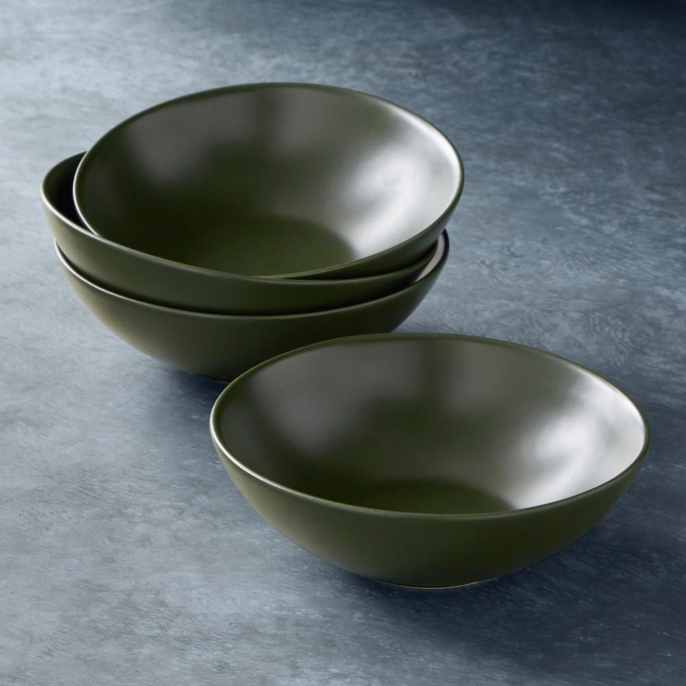 Open Kitchen by Williams Sonoma Matte Coupe Bowls