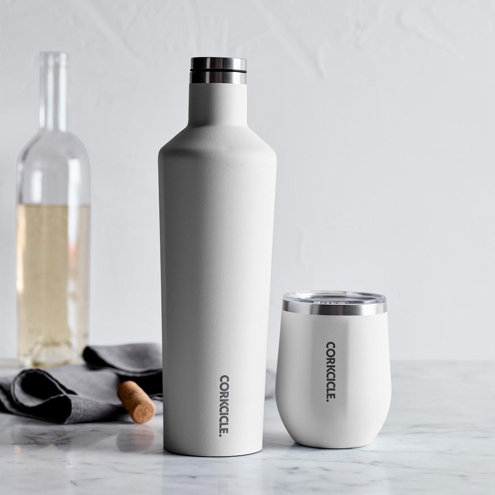 Corkcicle Insulated Stemless Wine Glass