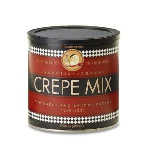 Williams Sonoma Crepe Mix