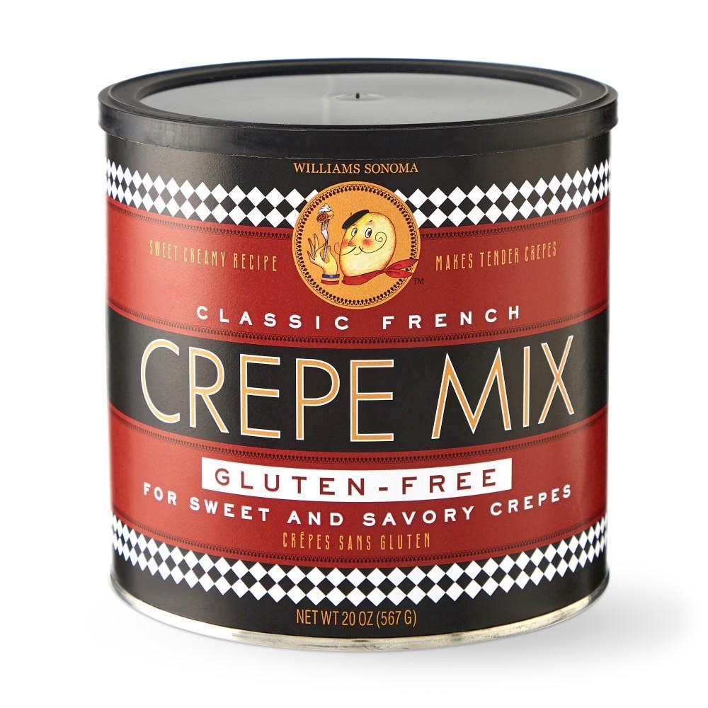 Williams Sonoma Gluten Free Crepe Mix