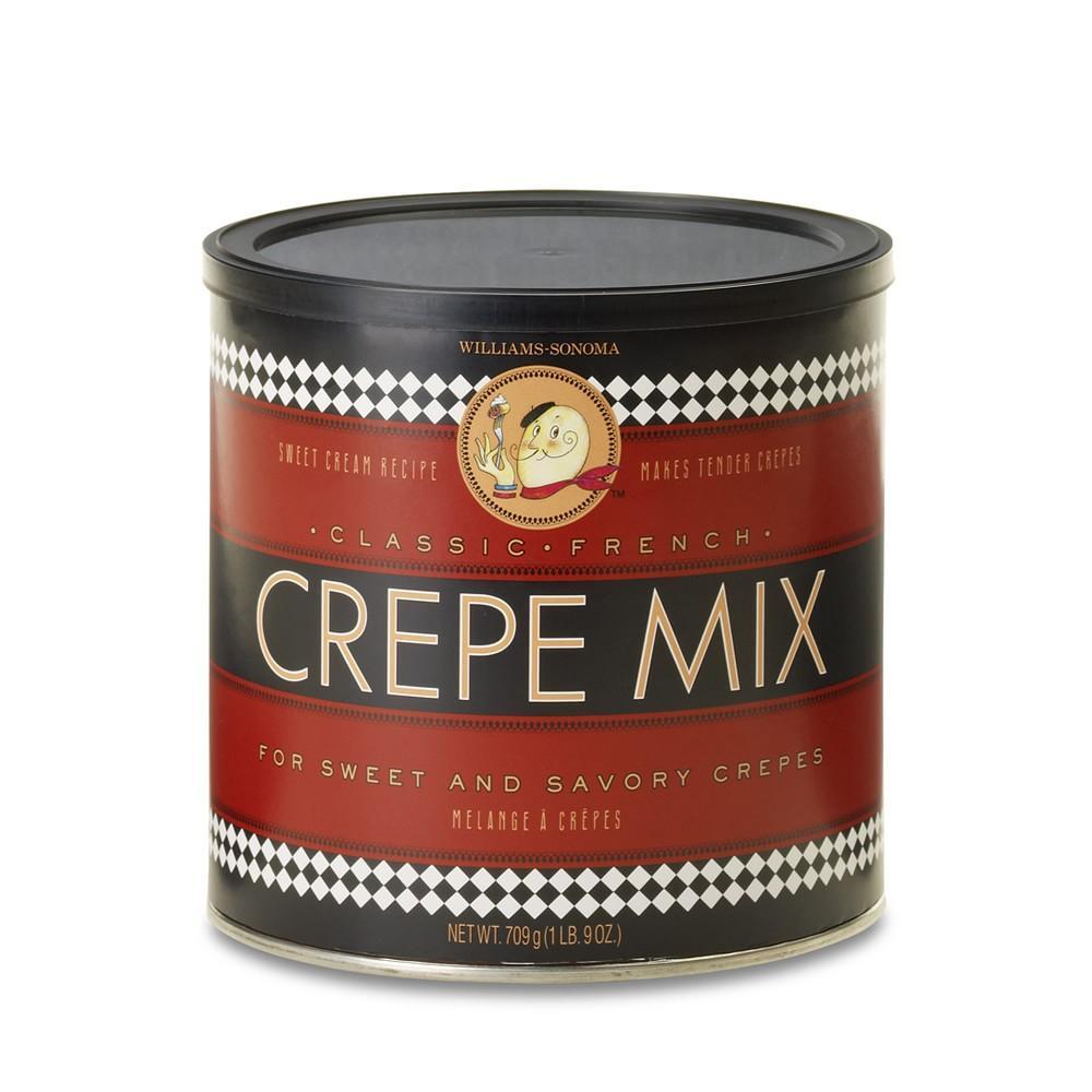 Williams Sonoma Crepe Mix