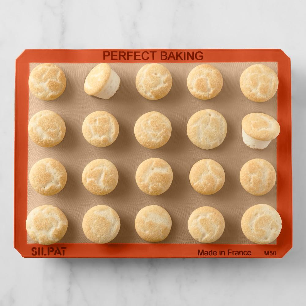Silpat Silicone Mini Muffin Pan, 20-Well