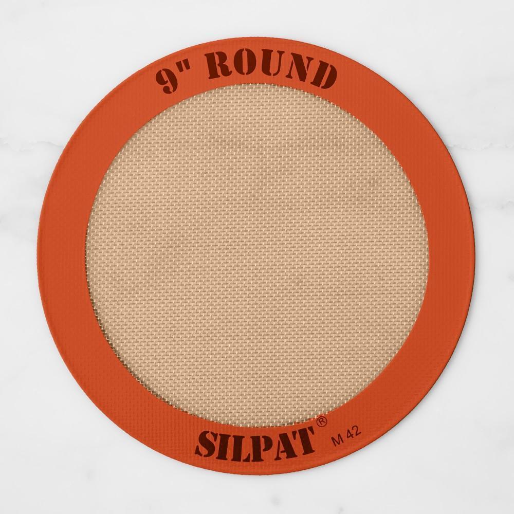 Silpat Silicone 23 cm Round Cake Baking Mat
