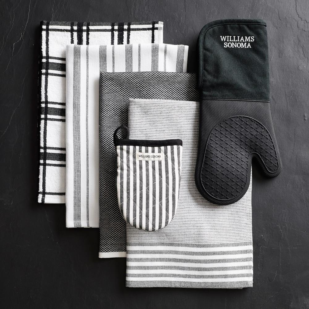 Williams Sonoma Ultimate Oven Mitt, Black