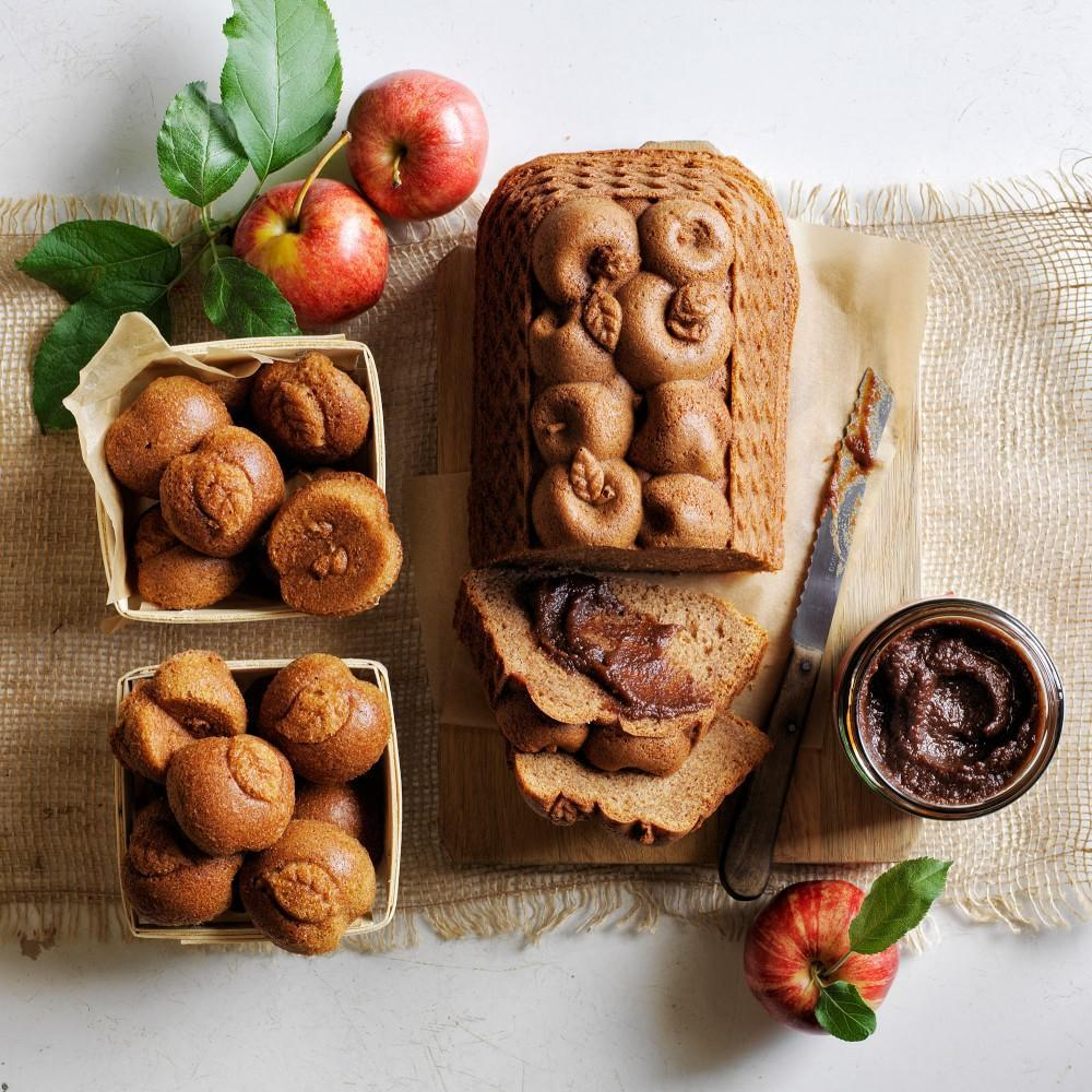 Williams Sonoma Spiced Apple Quick Bread Mix