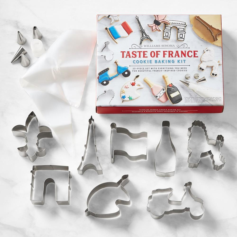 Taste of France Boxed Cookie Cutter Set