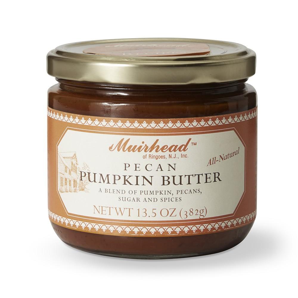 Williams Sonoma Pecan Pumpkin Butter