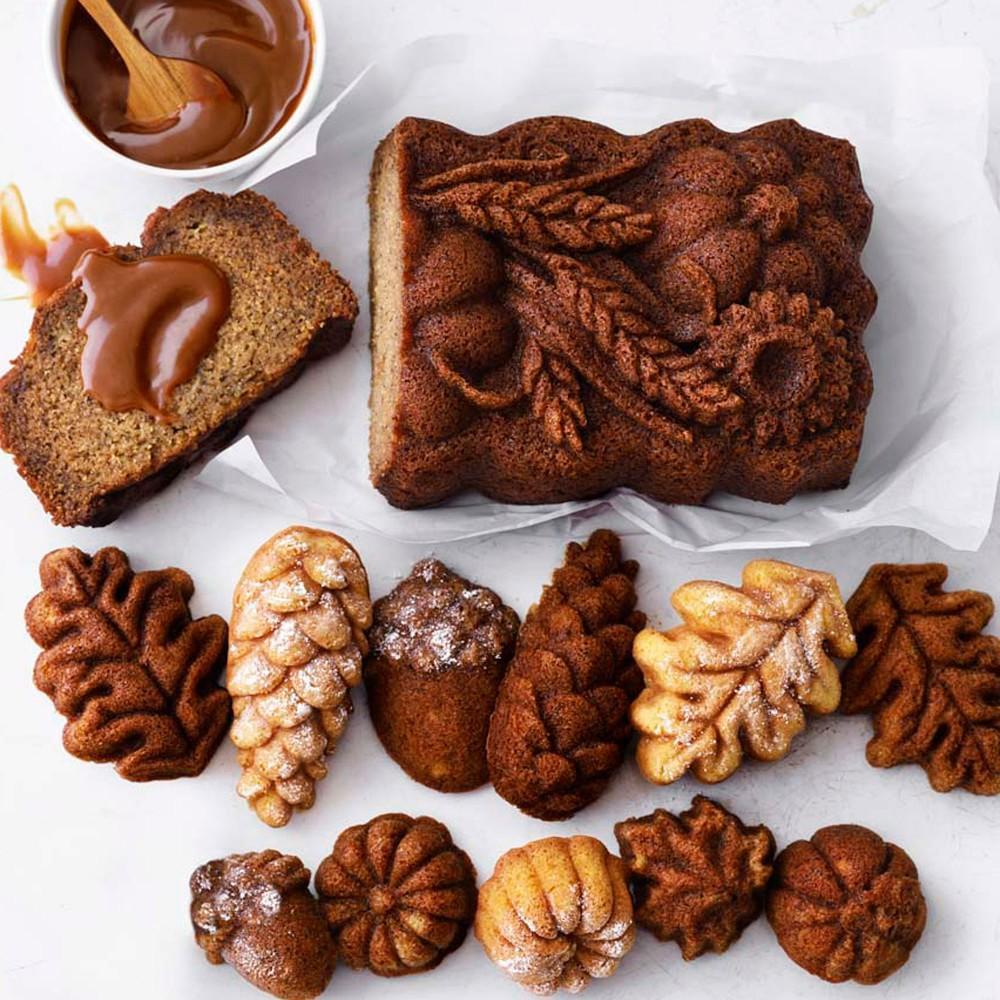 Williams Sonoma Spiced Pecan Pumpkin Quick Bread Mix