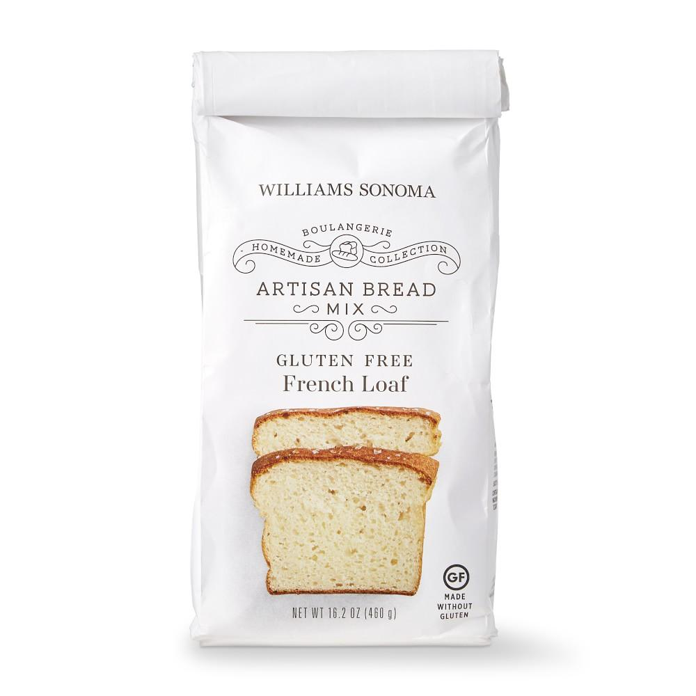 Williams Sonoma Gluten Free Artisan French Bread Mix