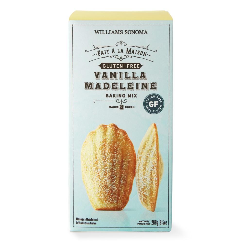 Williams Sonoma Gluten Free Vanilla Madeleine Mix