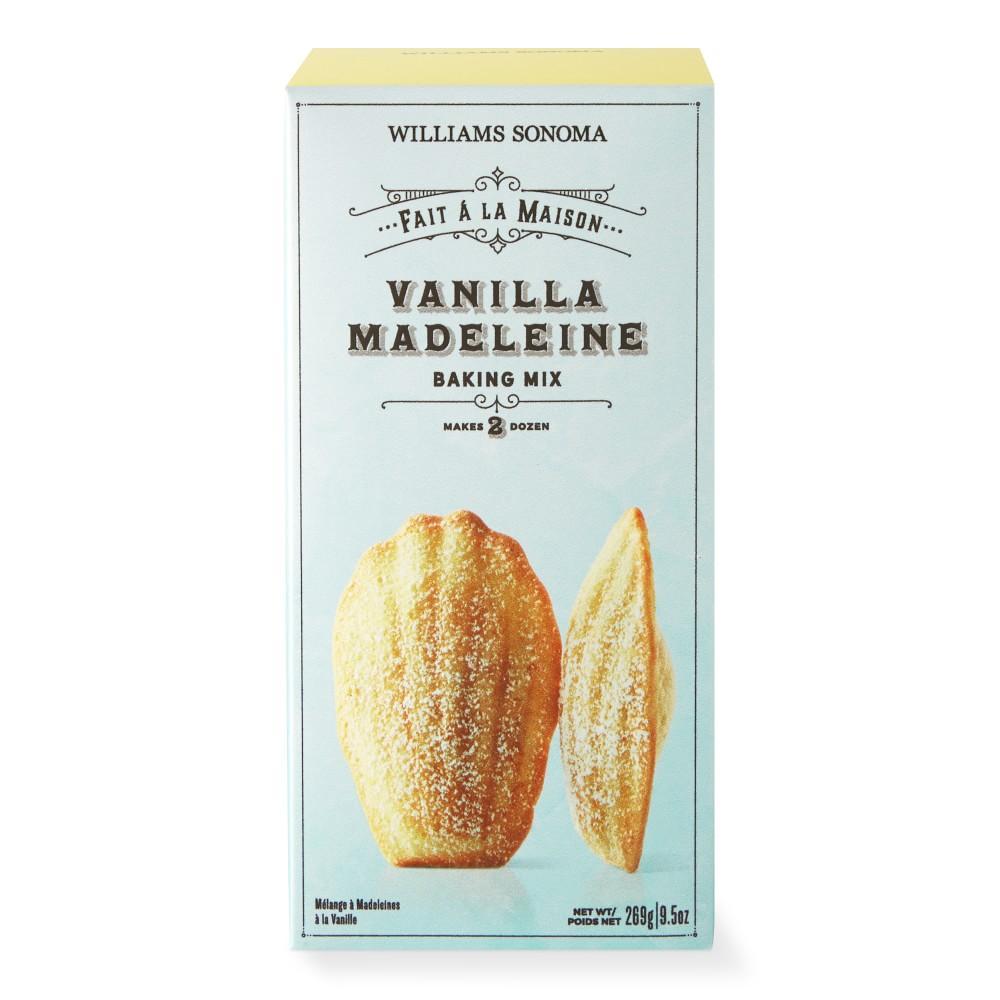 Williams Sonoma Vanilla Madeleine Mix