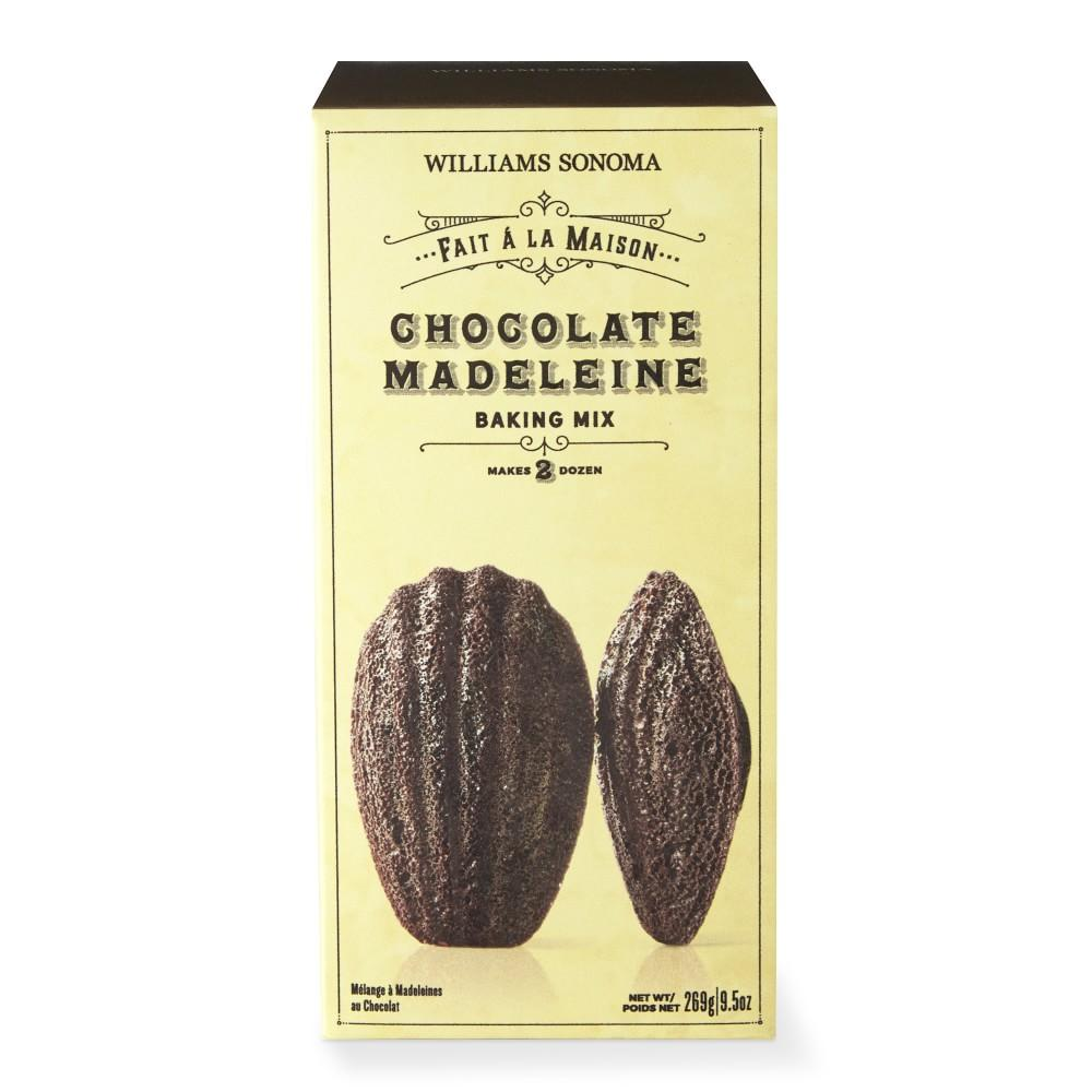 Williams Sonoma Chocolate Madeleine Mix