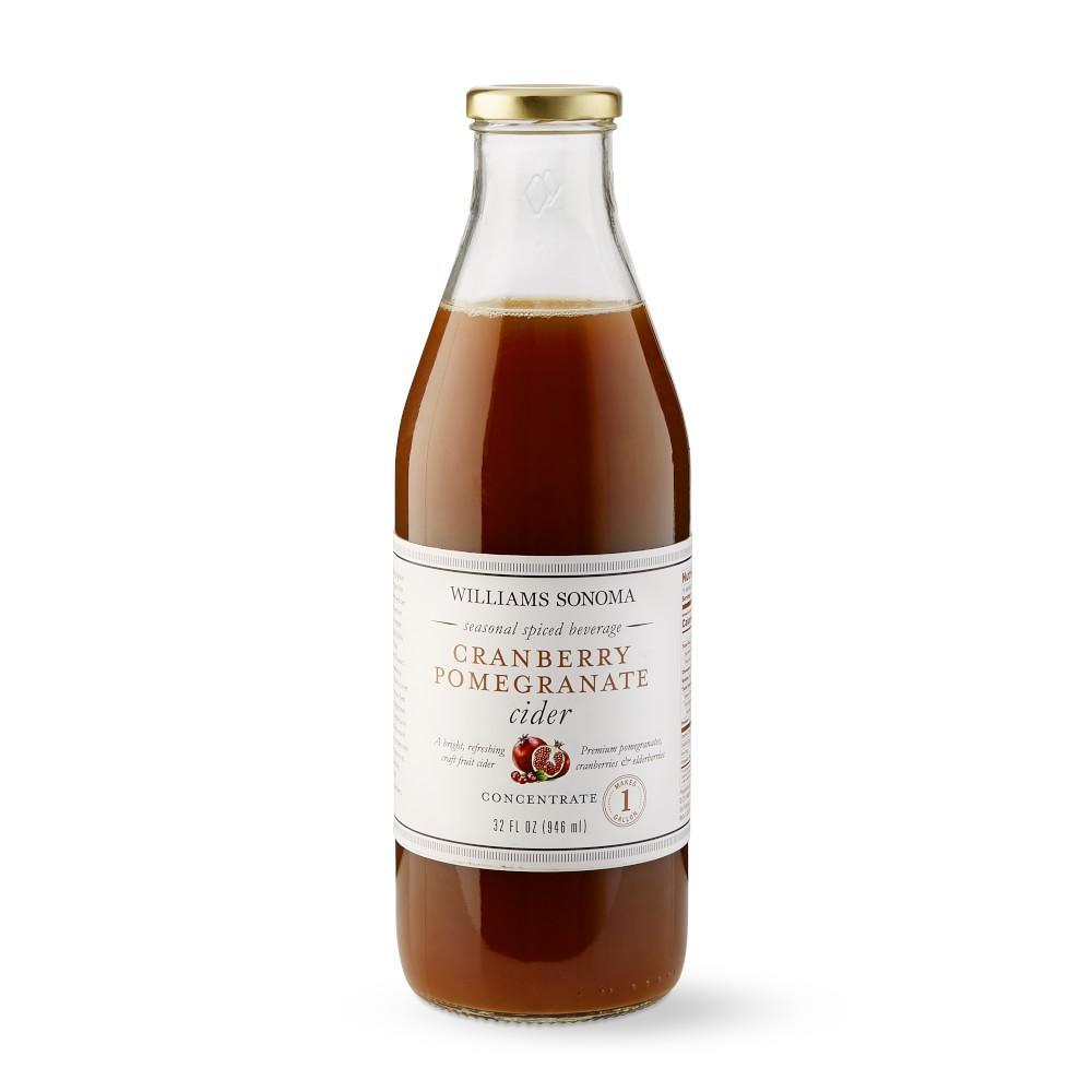 Cranberry Pomegranate Cider